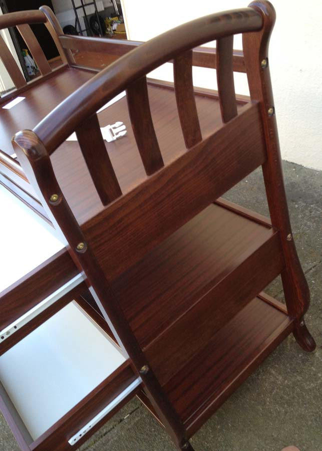 Pali Two Drawer Changing Table